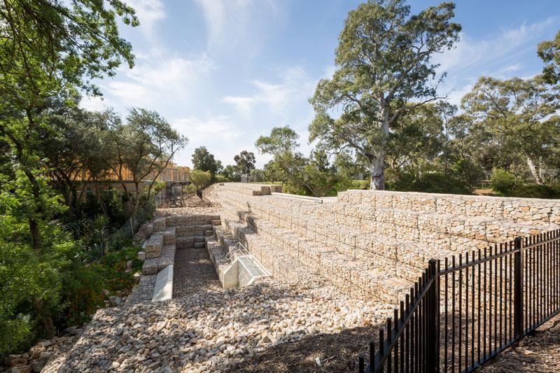 Ridge-Park-dam