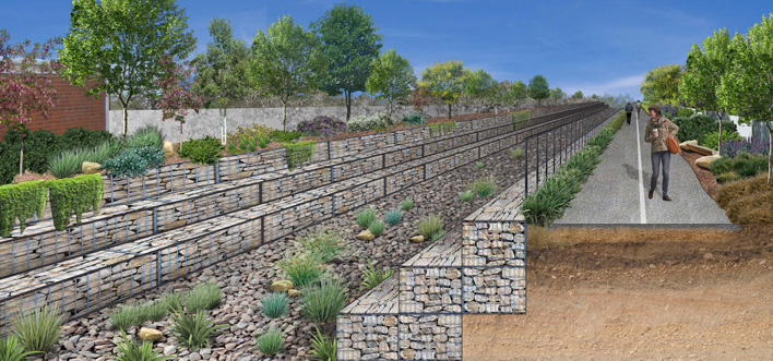 Lower Brown Hill Creek Upgrade