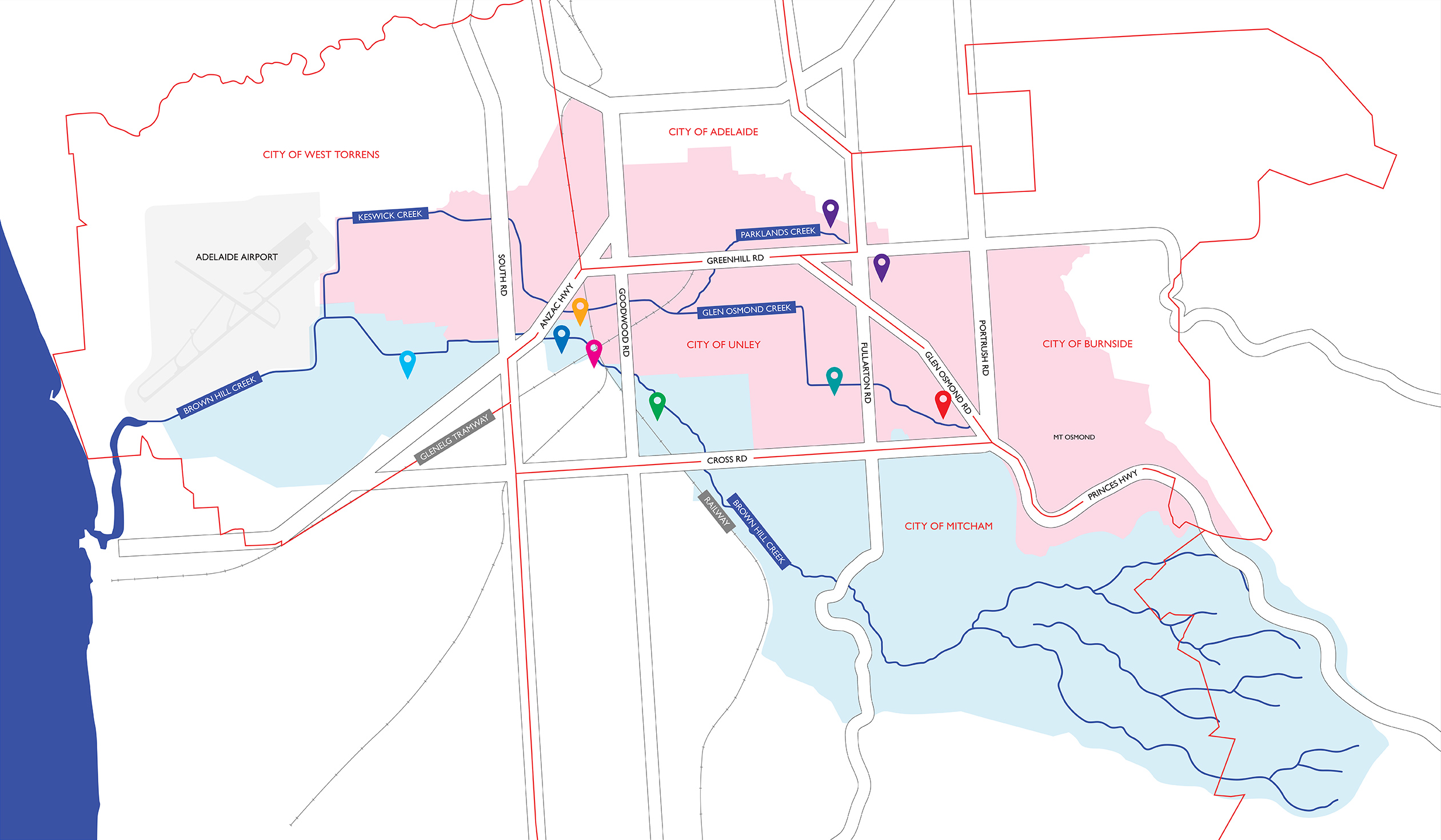 brownhill creek map final