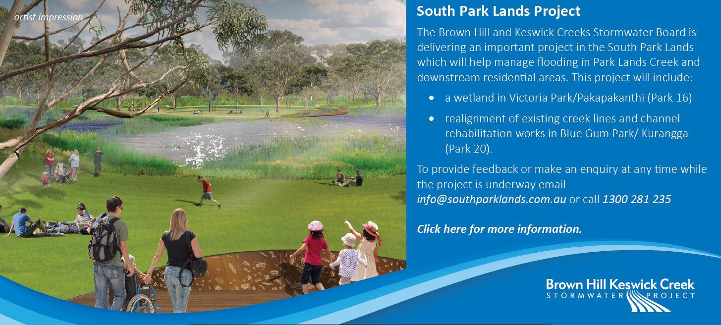 South Park Lands Project